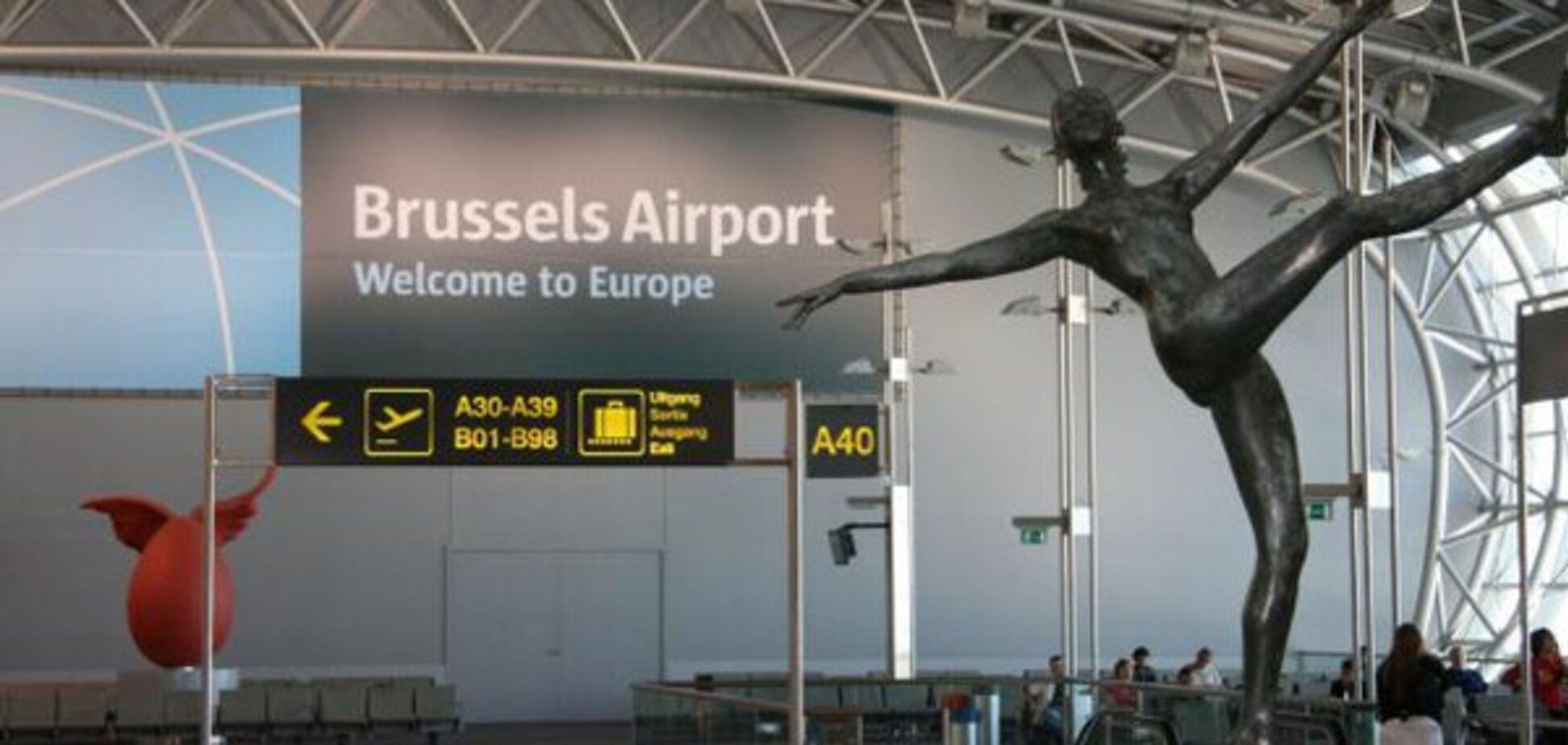 аеропорт брюселя