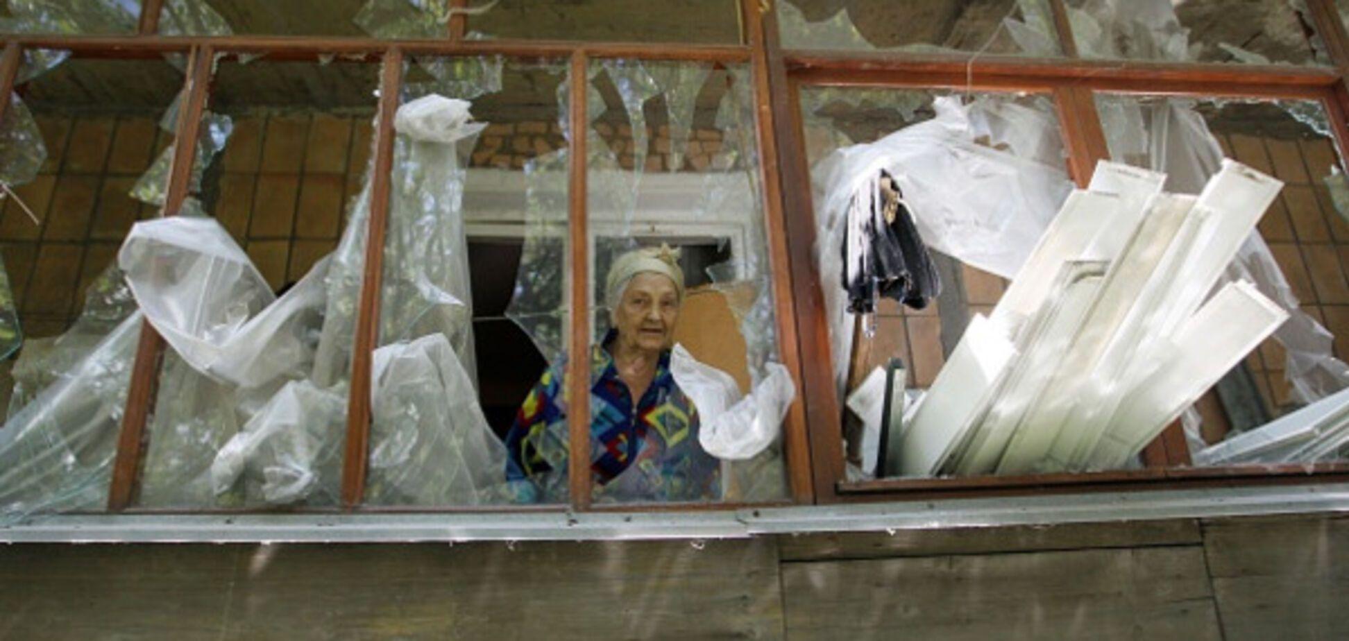 На Донбассе третий год идет война