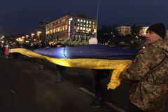 Народное вече на Майдане Незалежности