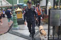 полиция Таиланд