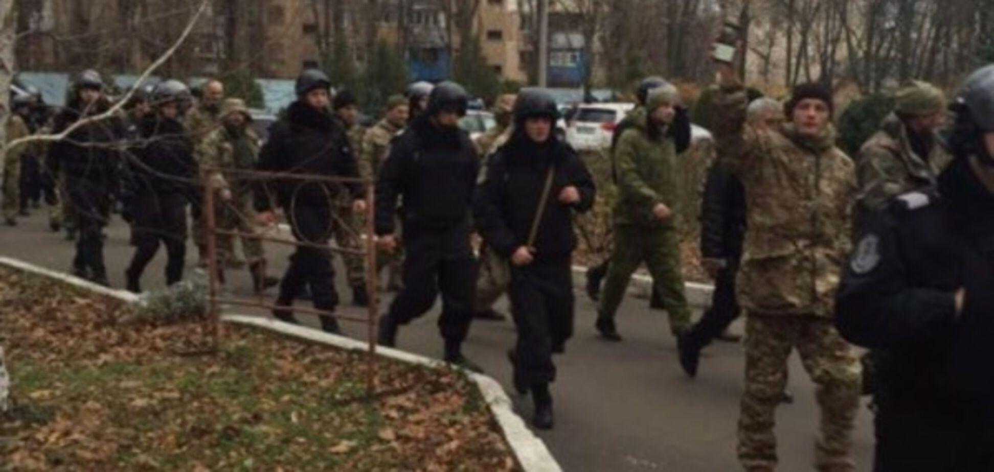 Одесская таможня погром