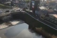Река в Японии