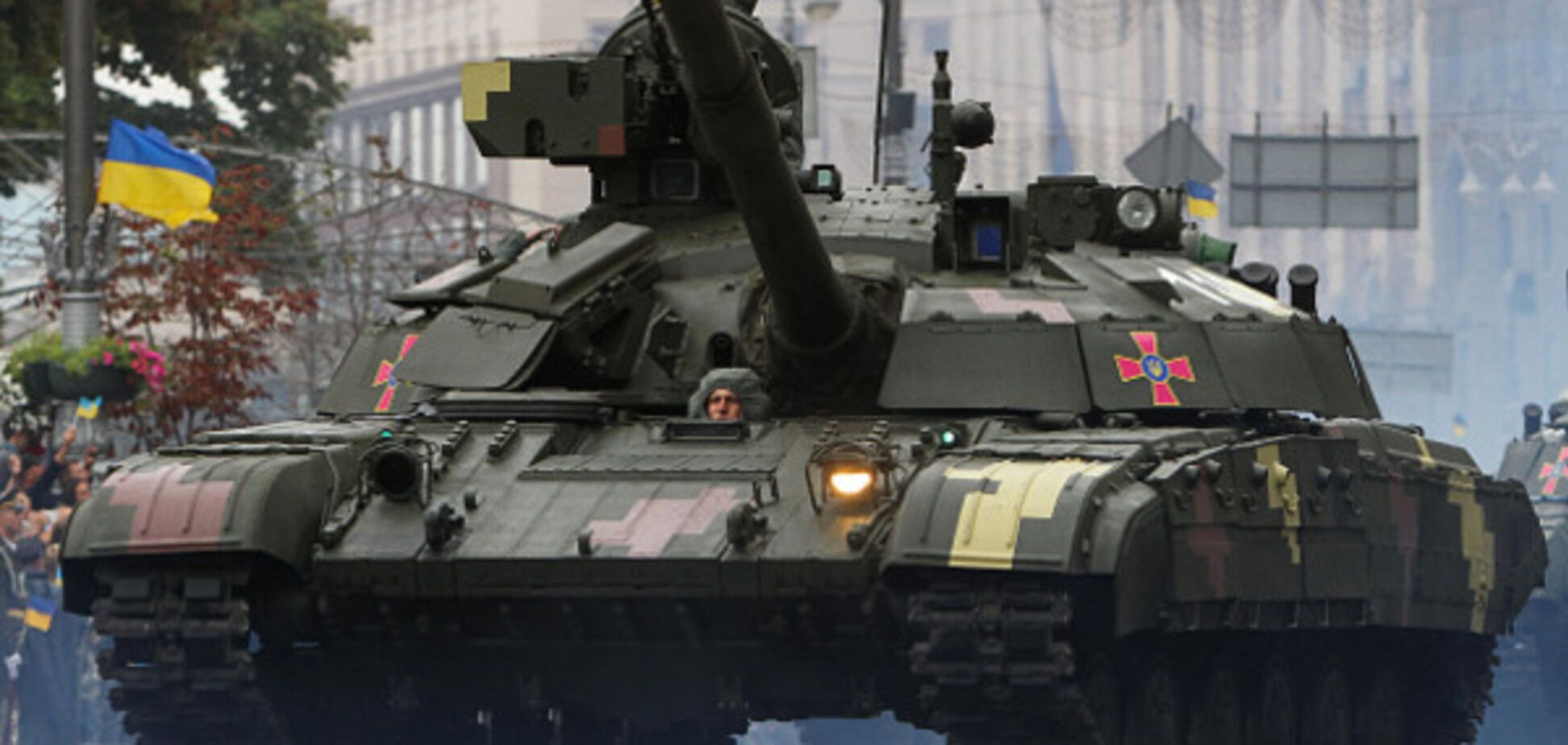 танки Булат