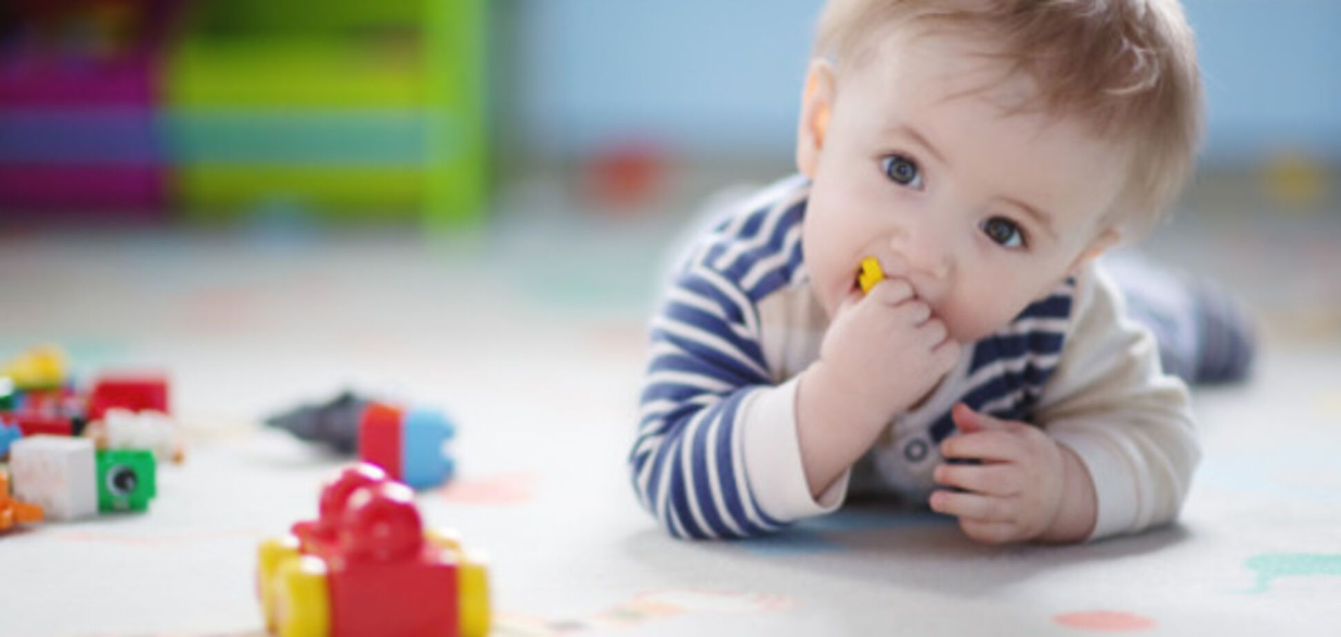 Навыки и умения пятимесячного малыша