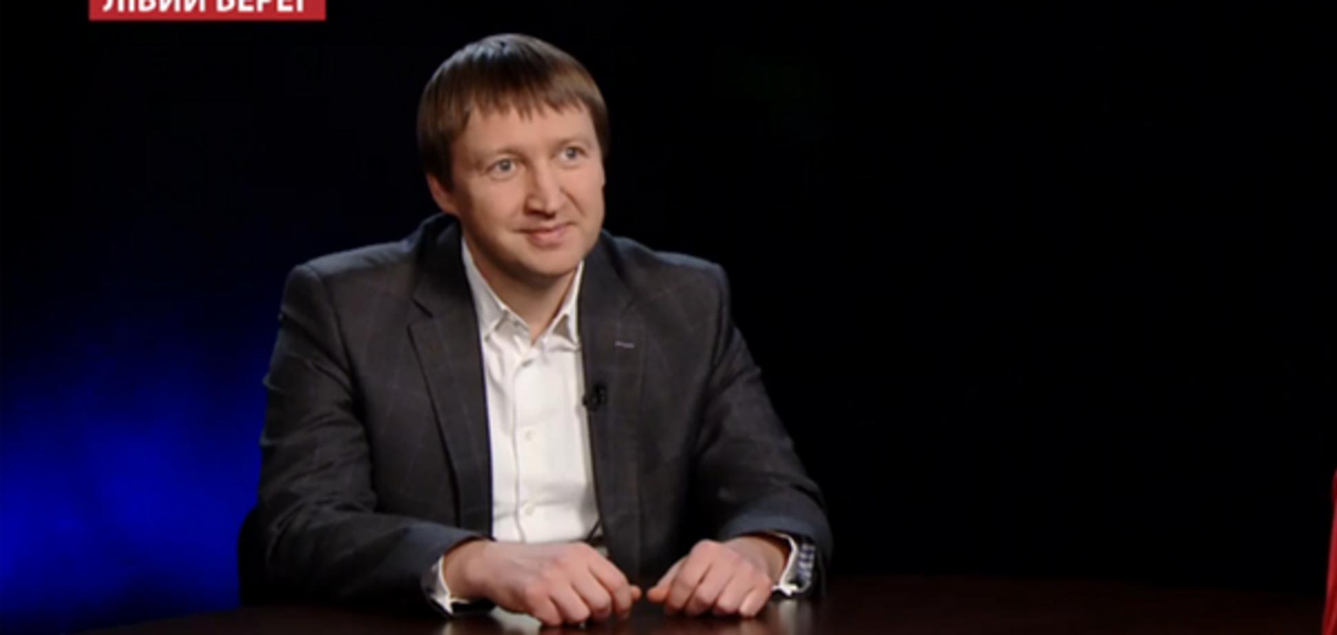 Бывшие руководители ГПЗКУ скрываются в России - Кутовой