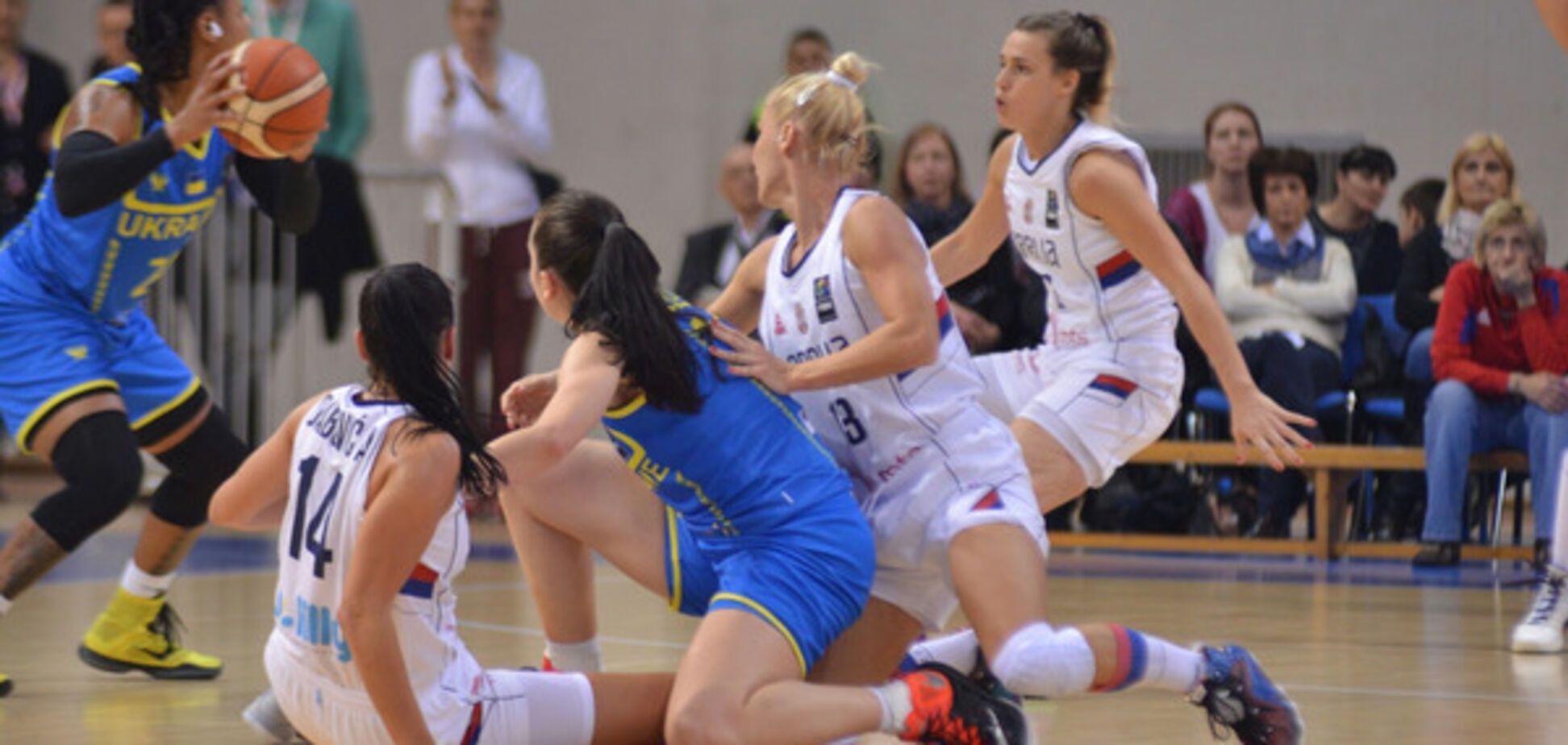 Украинская баскетболистка впечатлила суперпасом: опубликовано видео