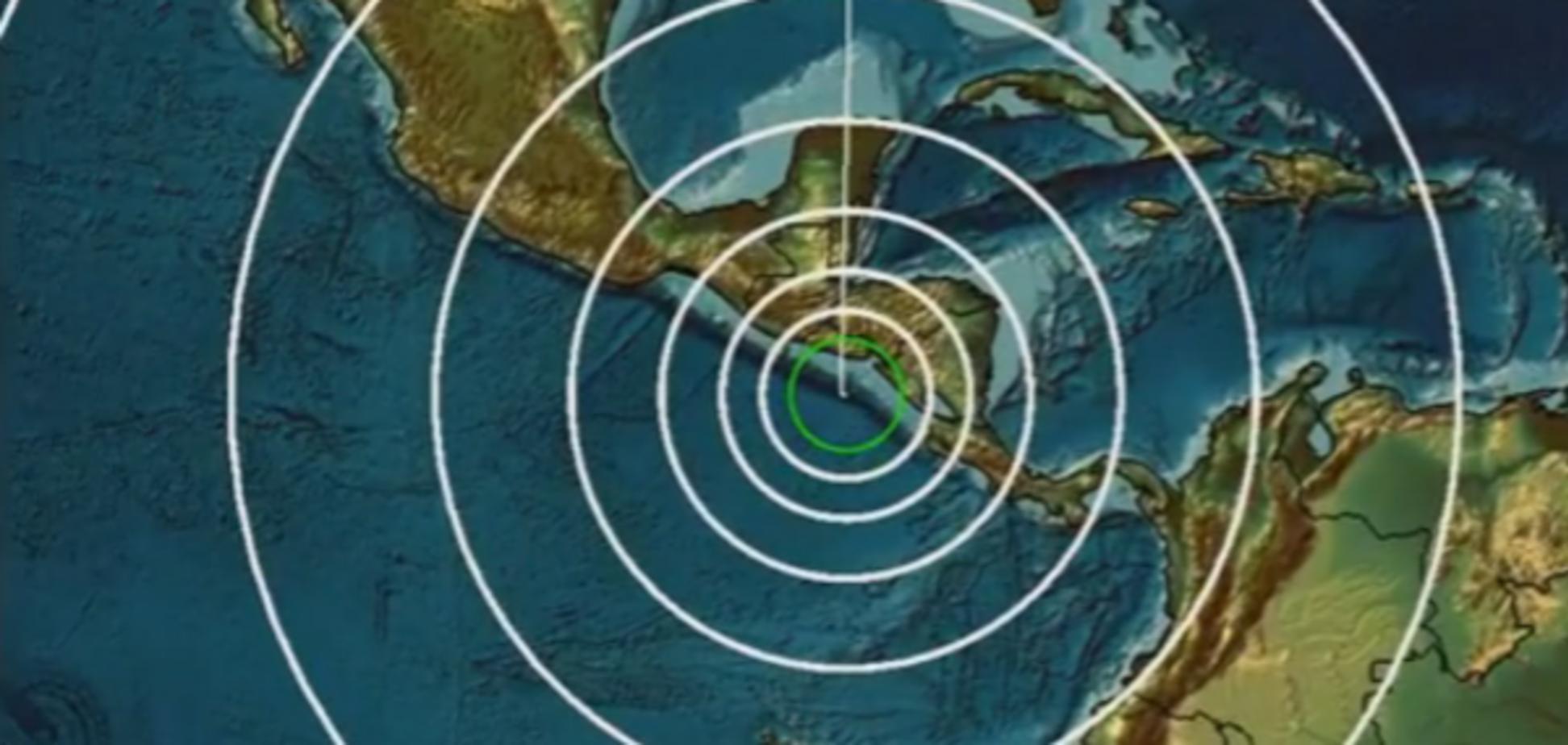 Землетрясение в Сальвадоре