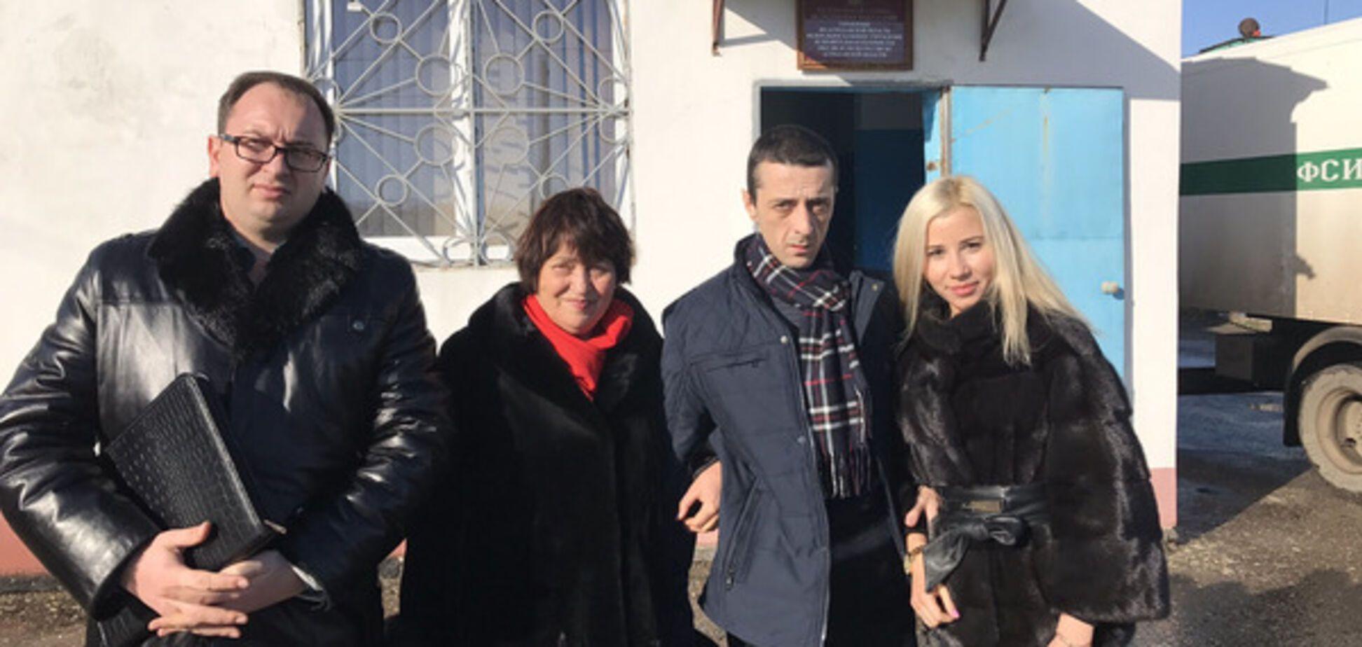 Хайсер Джемілєв звільнений