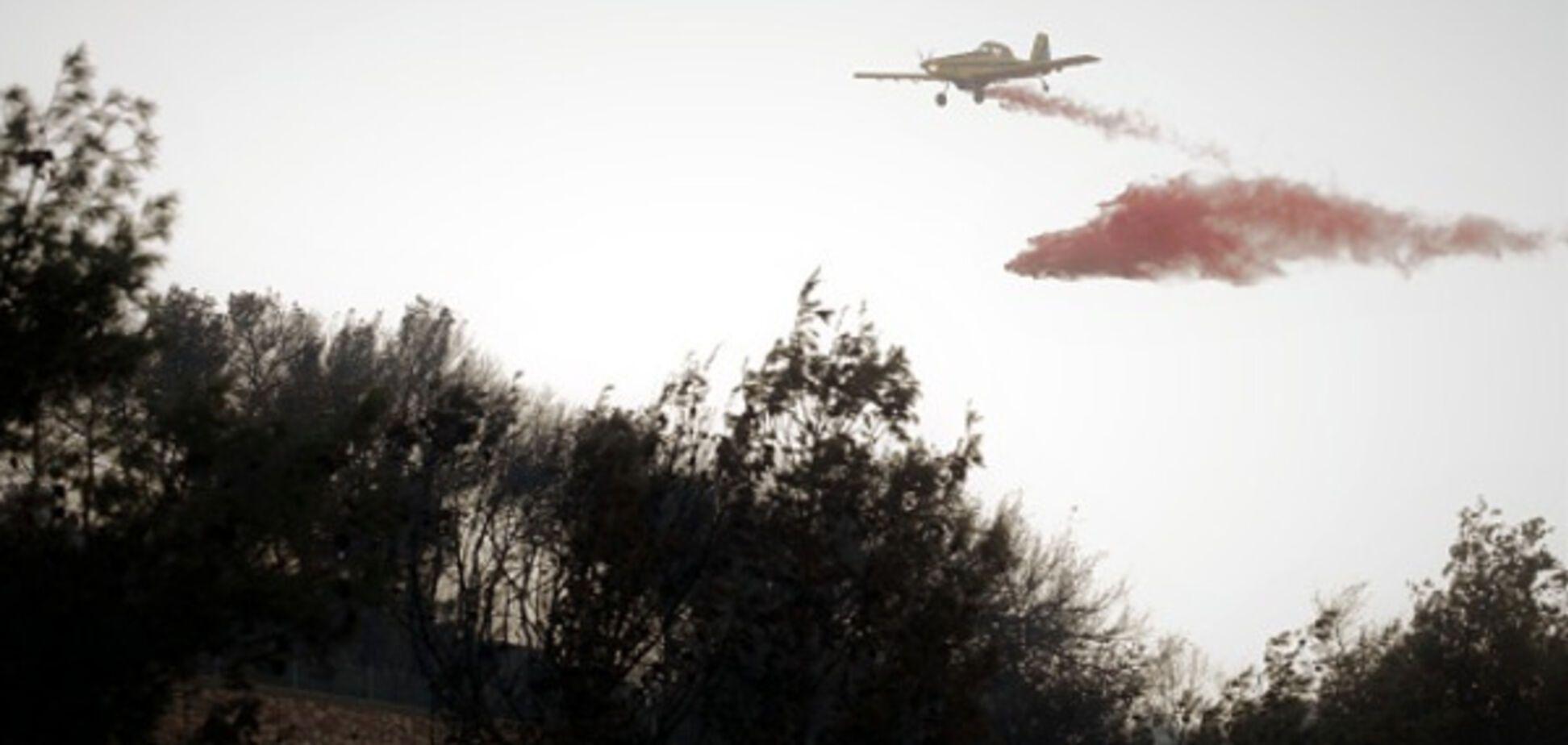 Пожежі у Хайфі