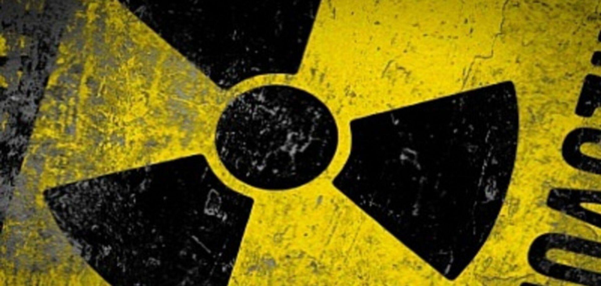 радіоактивний брухт