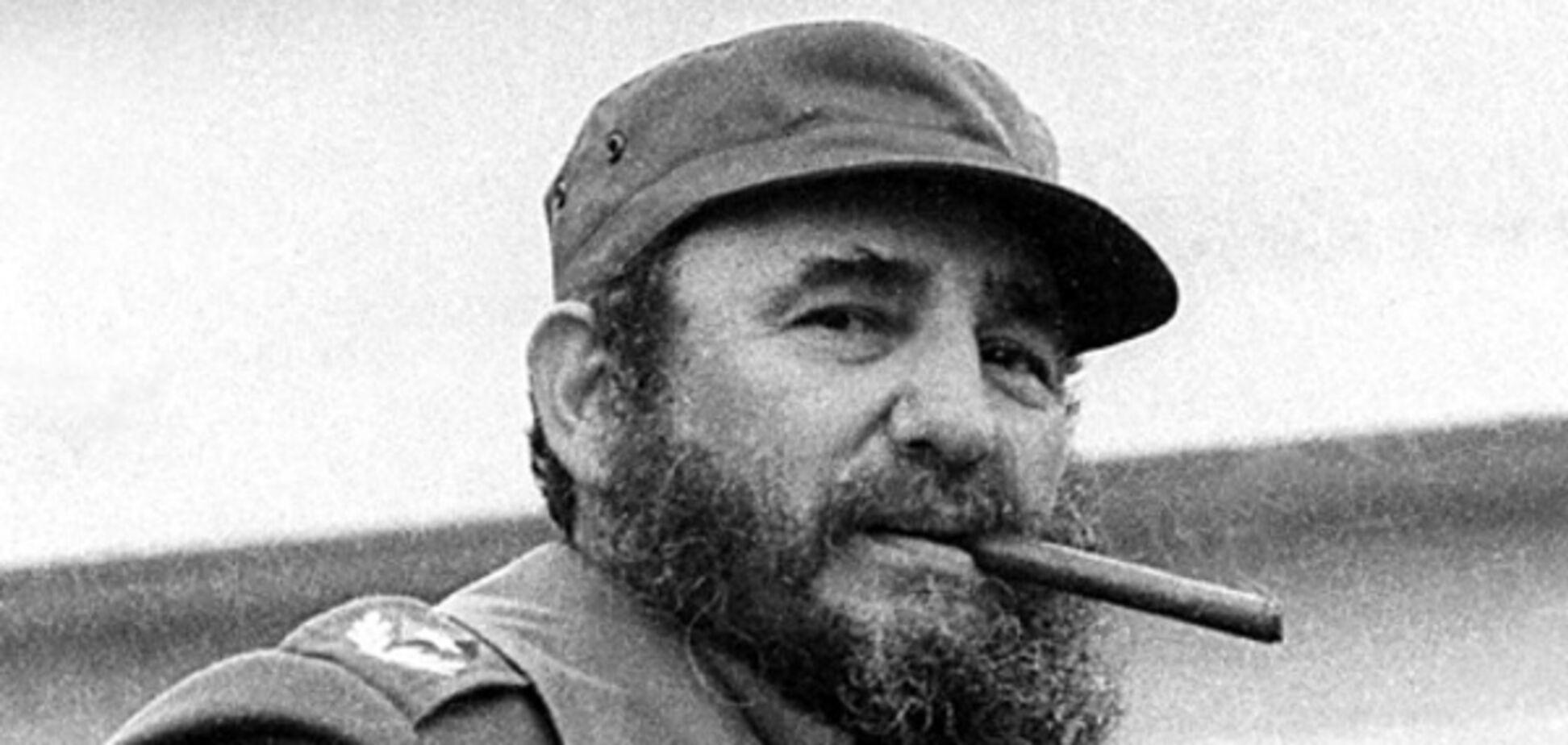 Терроризм Фиделя Кастро