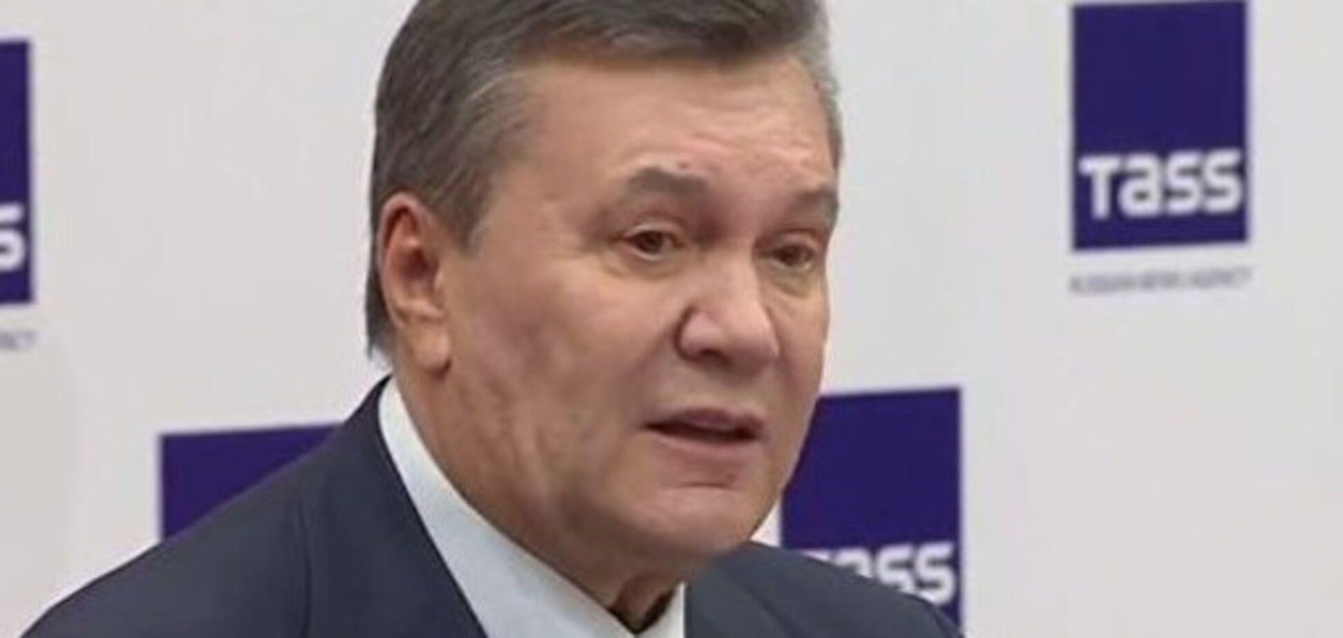 янукович пресс-конференция