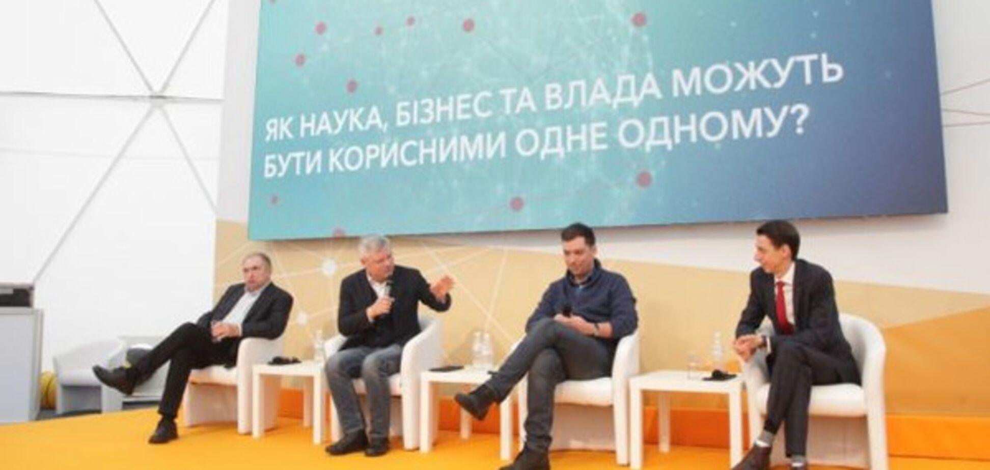 Бизнес готов инвестировать в инновации, но не знает, что предлагает наука - Янковский
