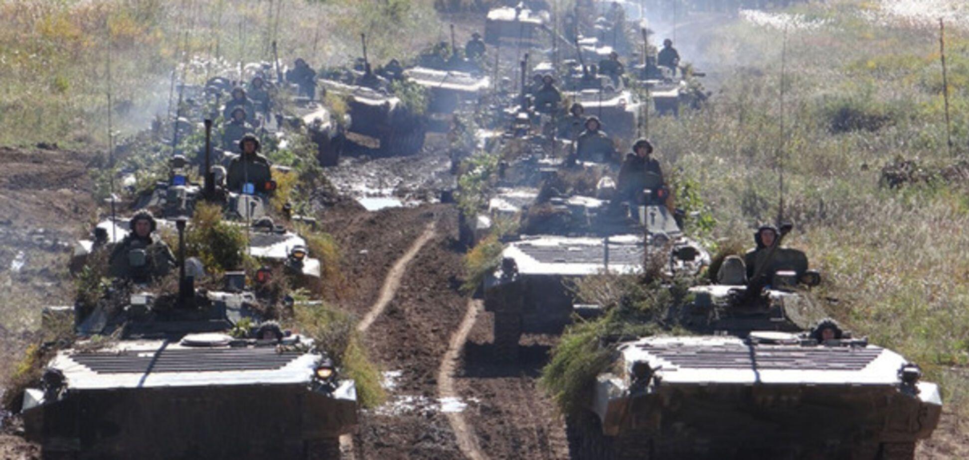 В России начался период военной истерии