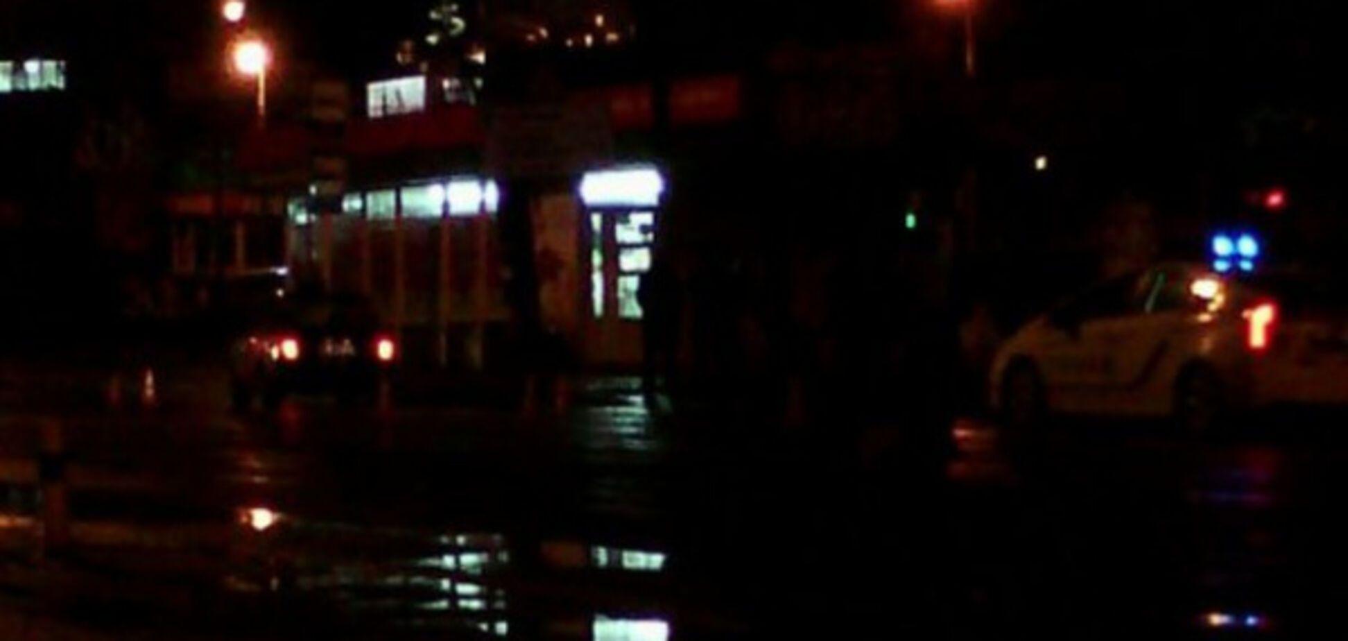 ДТП з поліцією у Вінниці