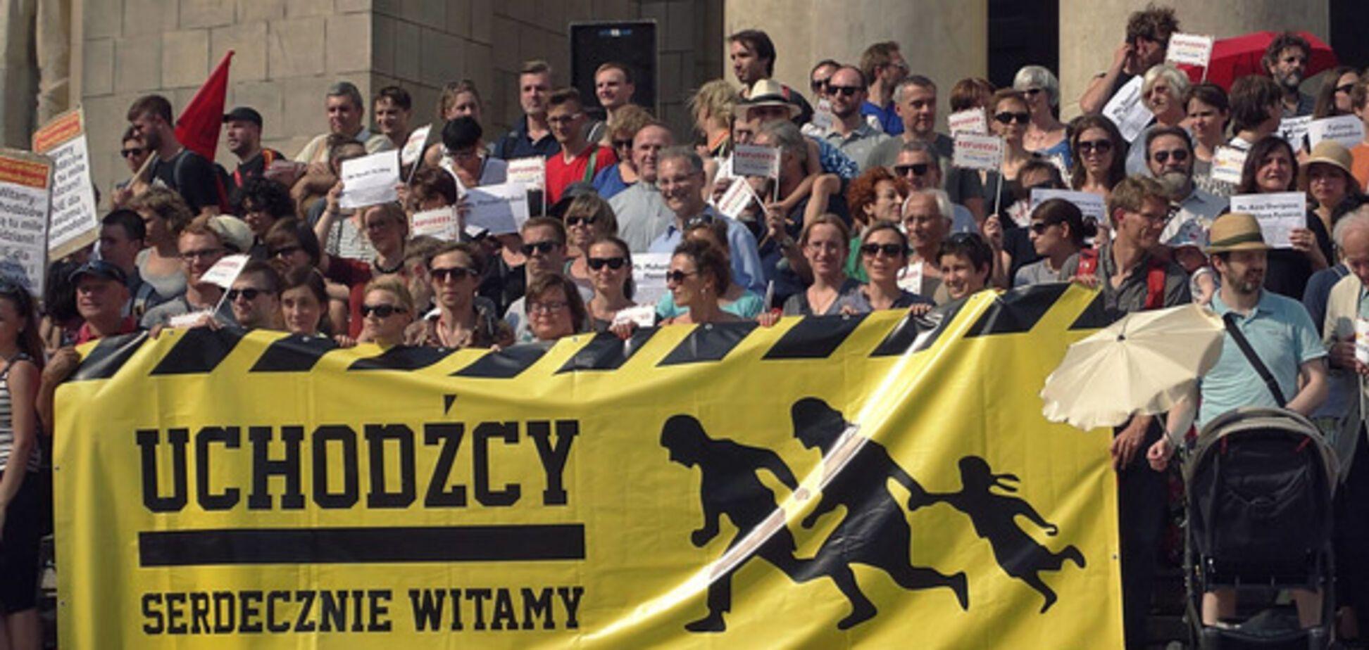 Ксенофобия в Польше
