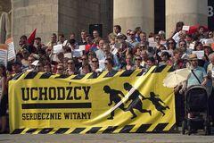Ксенофобія в Польщі