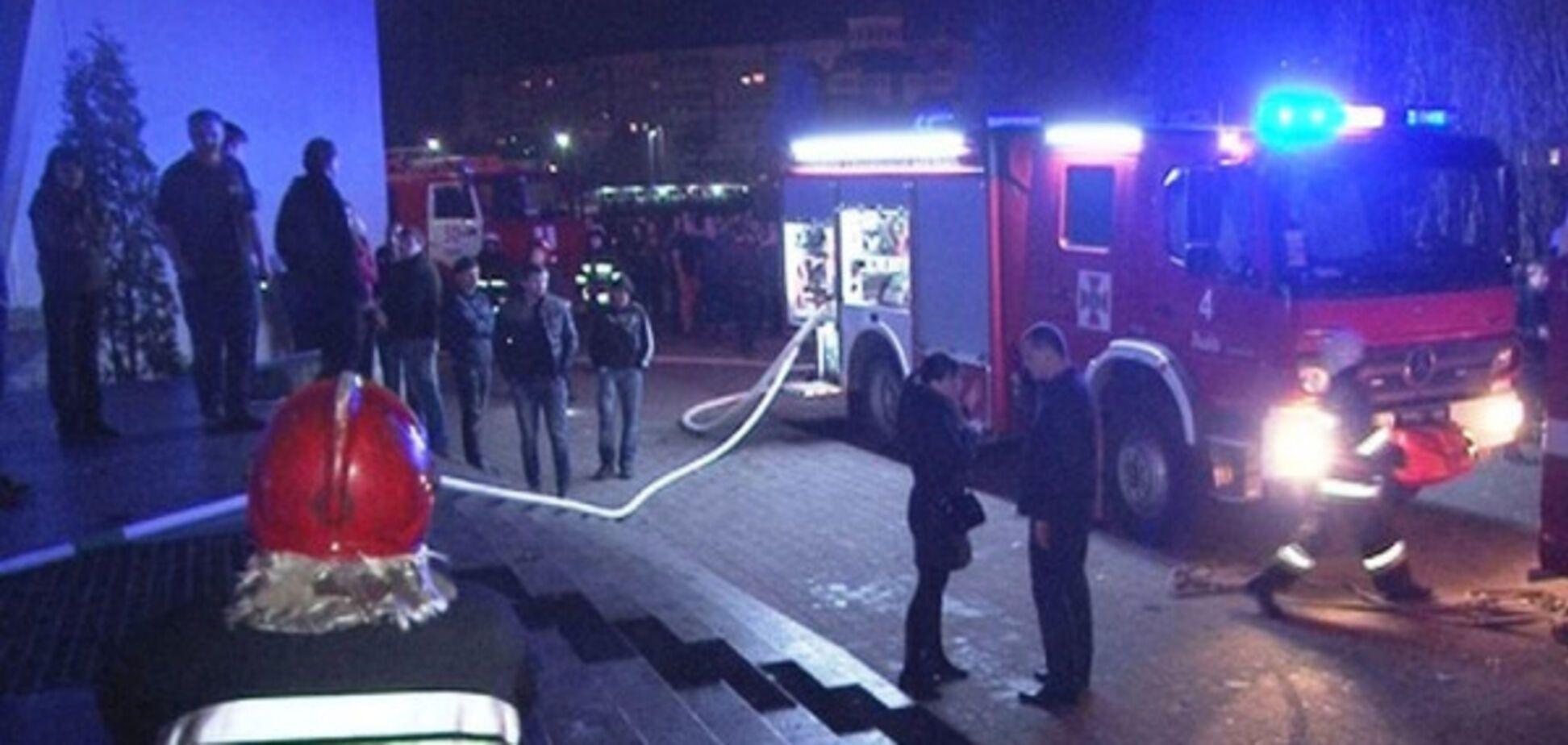 Пожежа в нічному клубі Львова