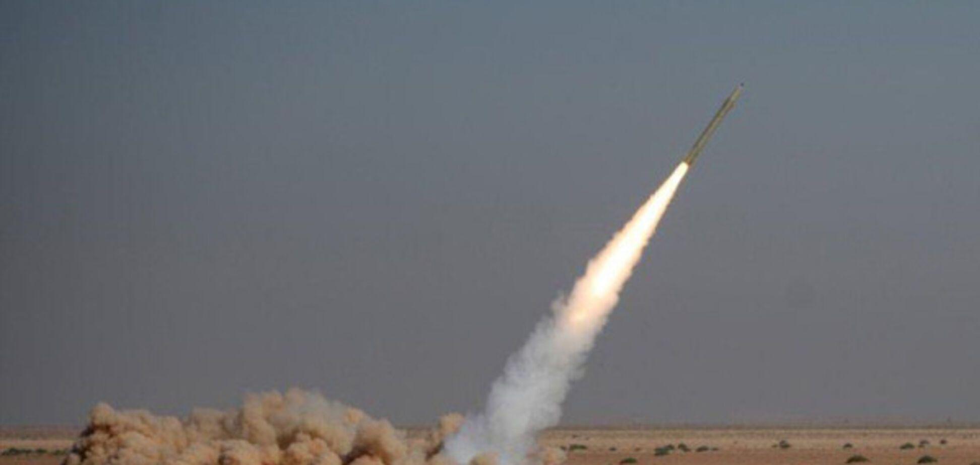 Ракетні стрільби в Криму