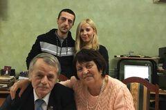 Семья Джемилева