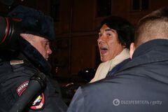 Задержание Дидье Маруани в Москве