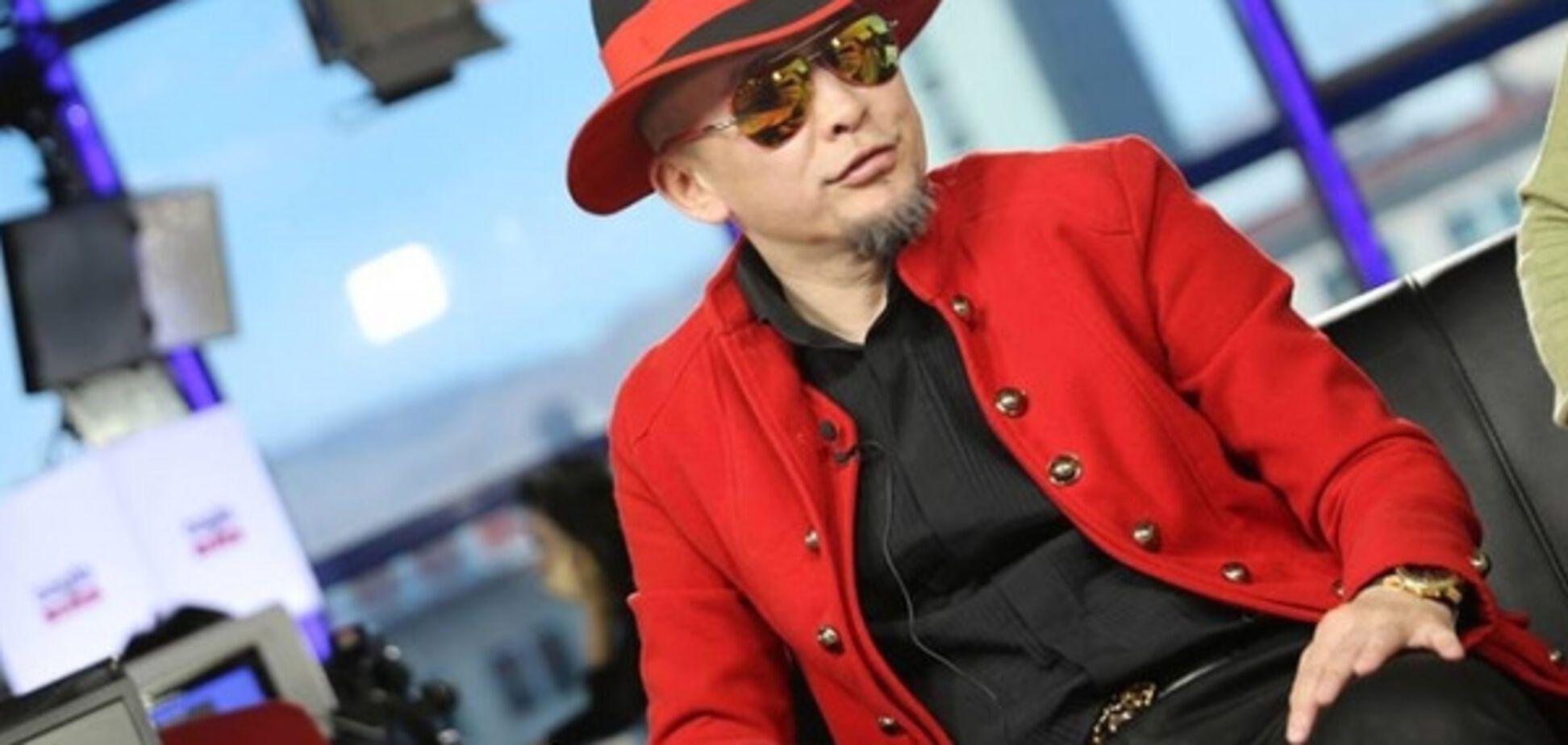 Монгольський співак і лідер групи «Хар Санай» С. С. Амармандах