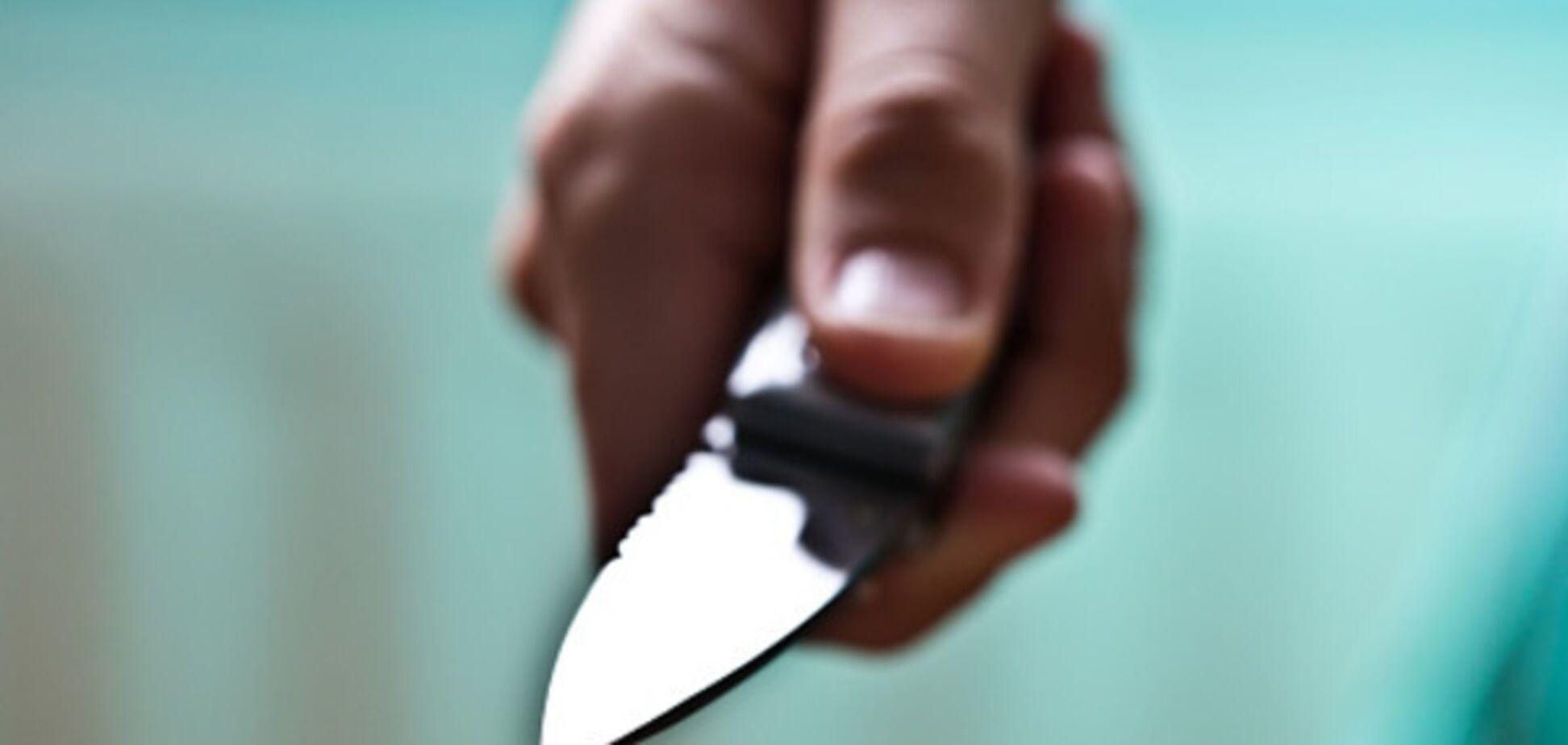 Пограбування з ножем