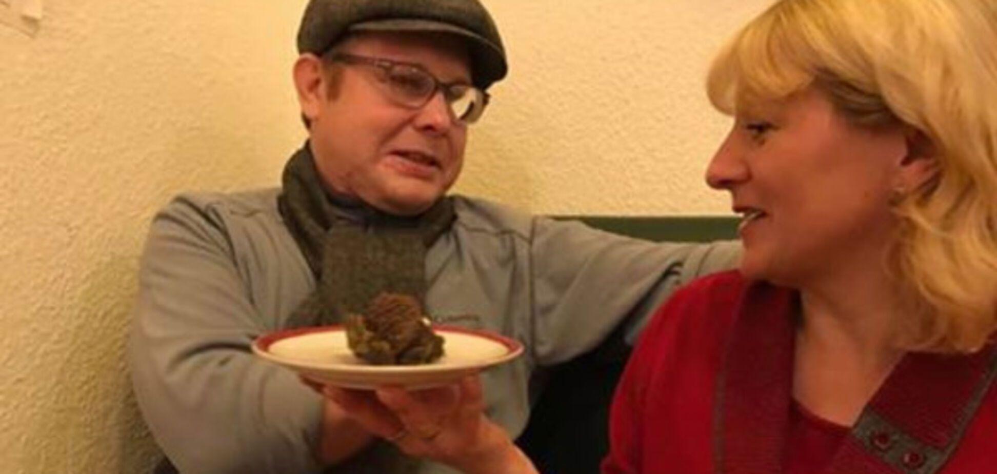 Владимир Жемчугов со своей женой Еленой