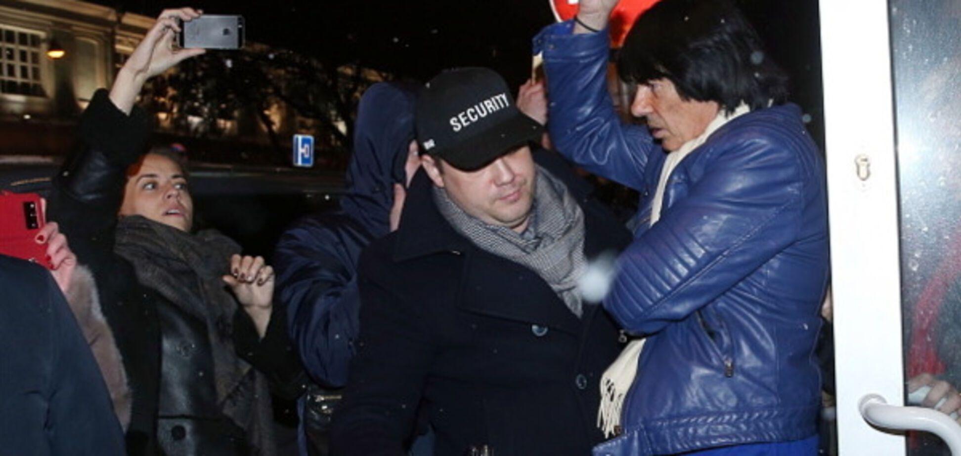 Затримання Маруані в Москві