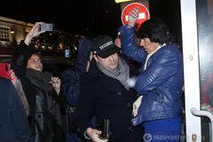 Задержание Маруани в Москве