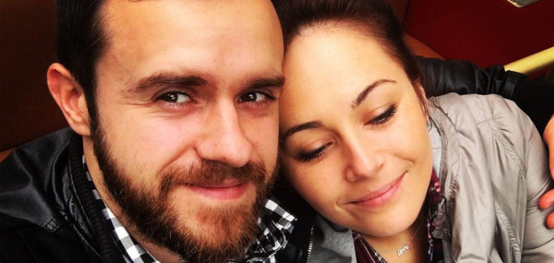 Даша Малахова с женихом