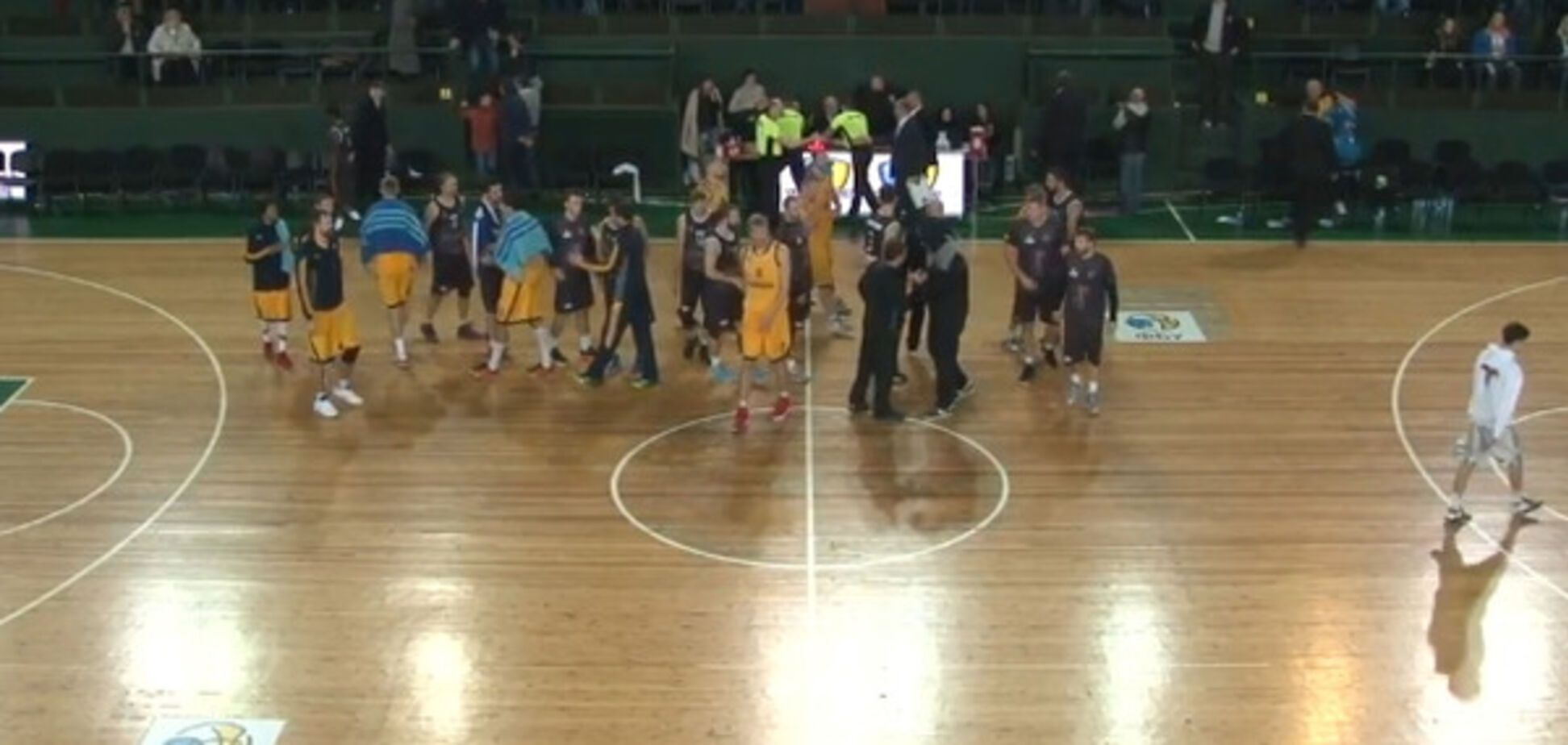 'Будівельник' впевнено вийшов до 1/4 фіналу FreezOil Кубку України з баскетболу