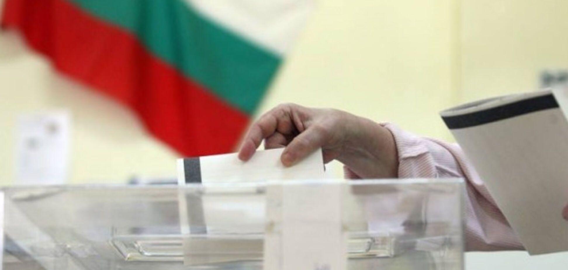 Президентские выборы в Болгарии