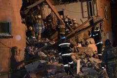 Взрыв газа в Иваново
