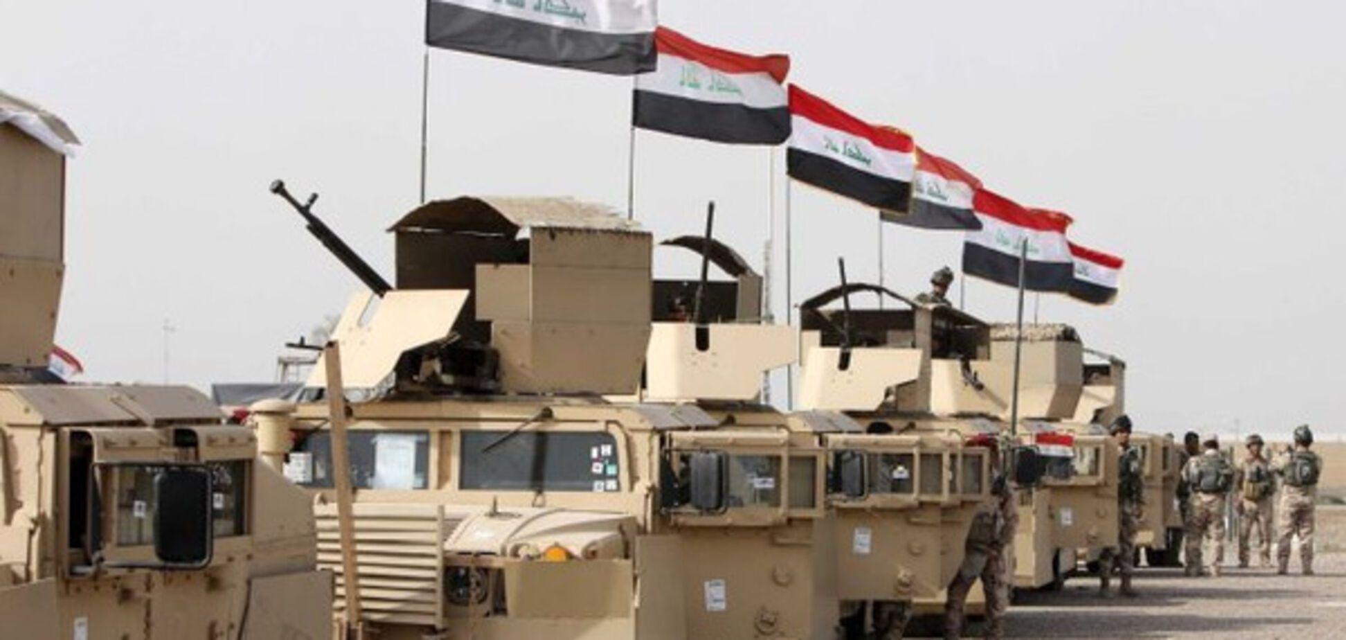 Армія Іраку на підступах до Мосула