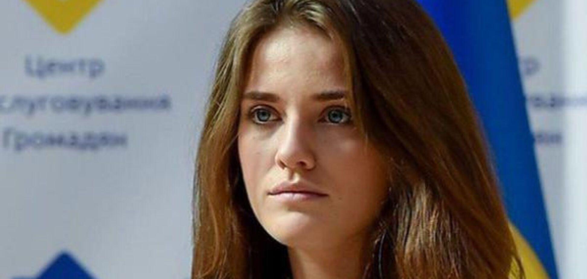 Глава Одесской таможни Юлия Марушевская