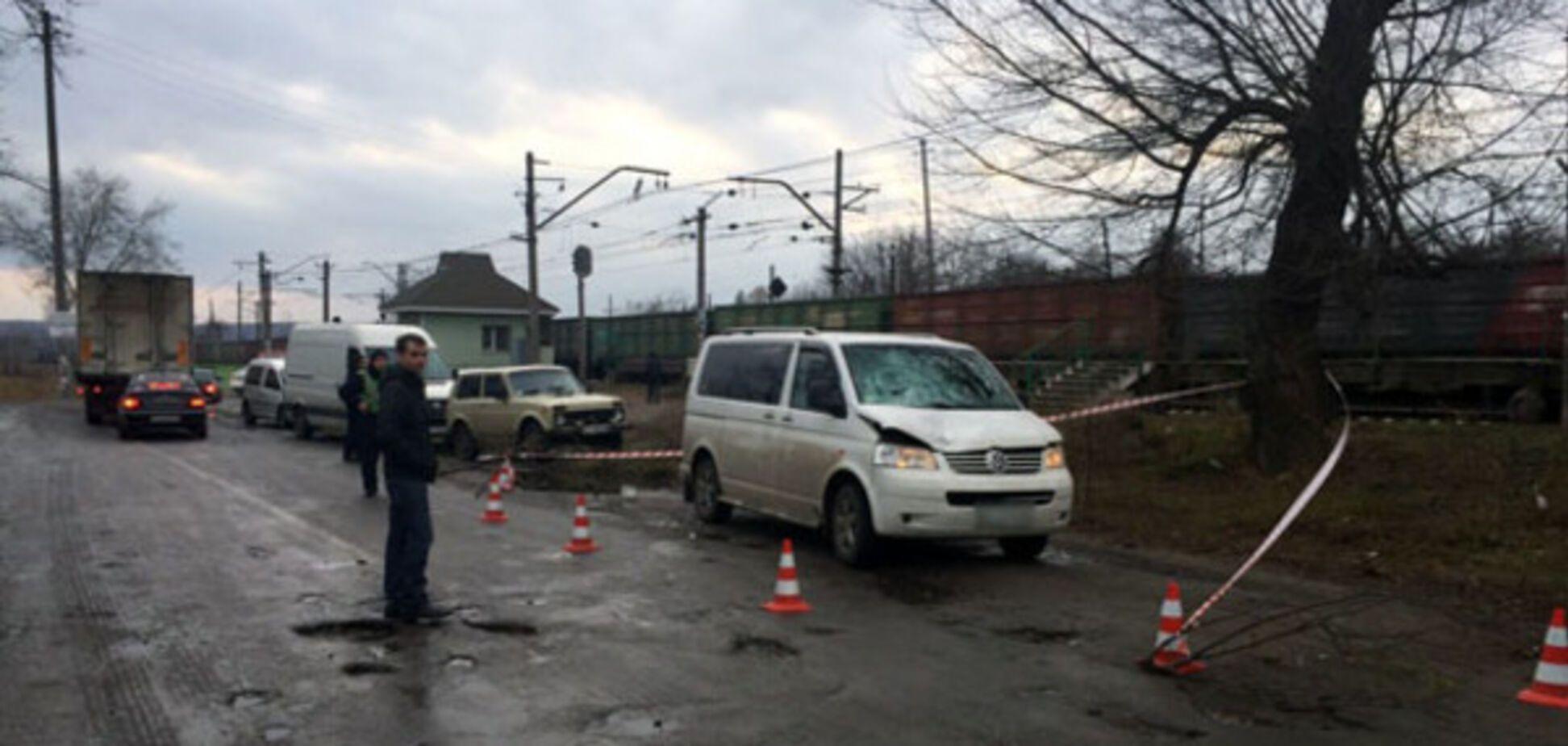 На Харківщині сталася страшна ДТП