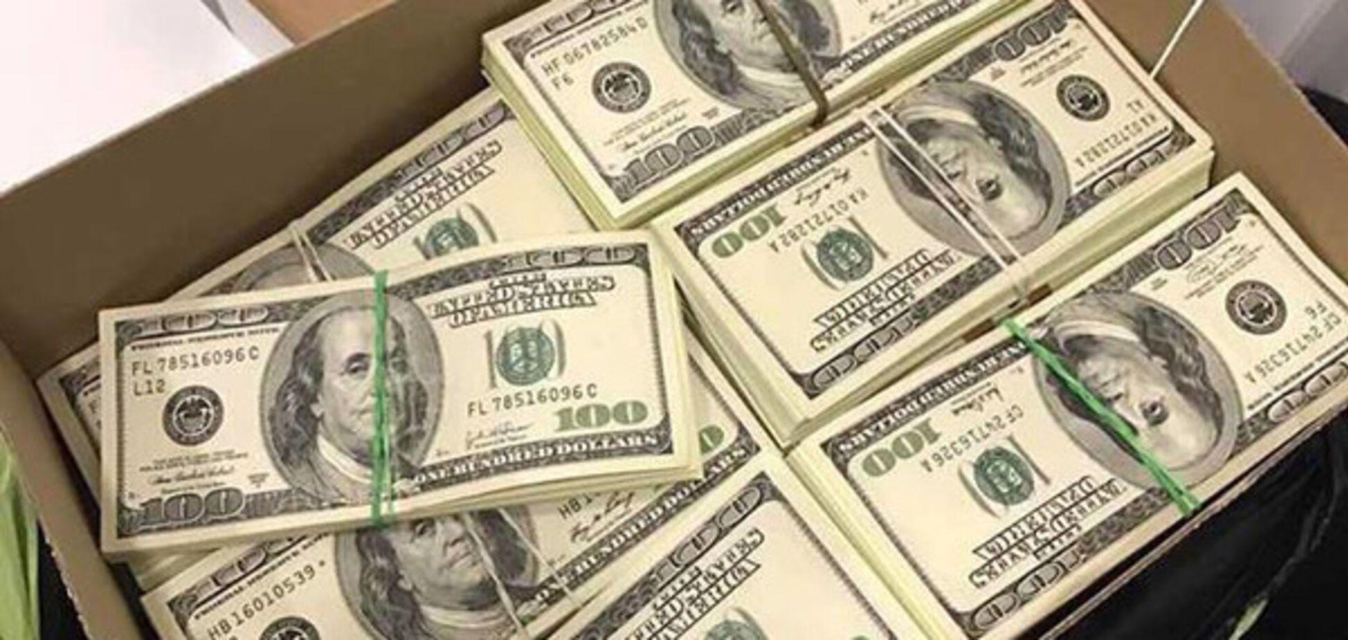 ГПУ затримала людину Онищенка за спробу дати хабар у $2 млн Холодницькому