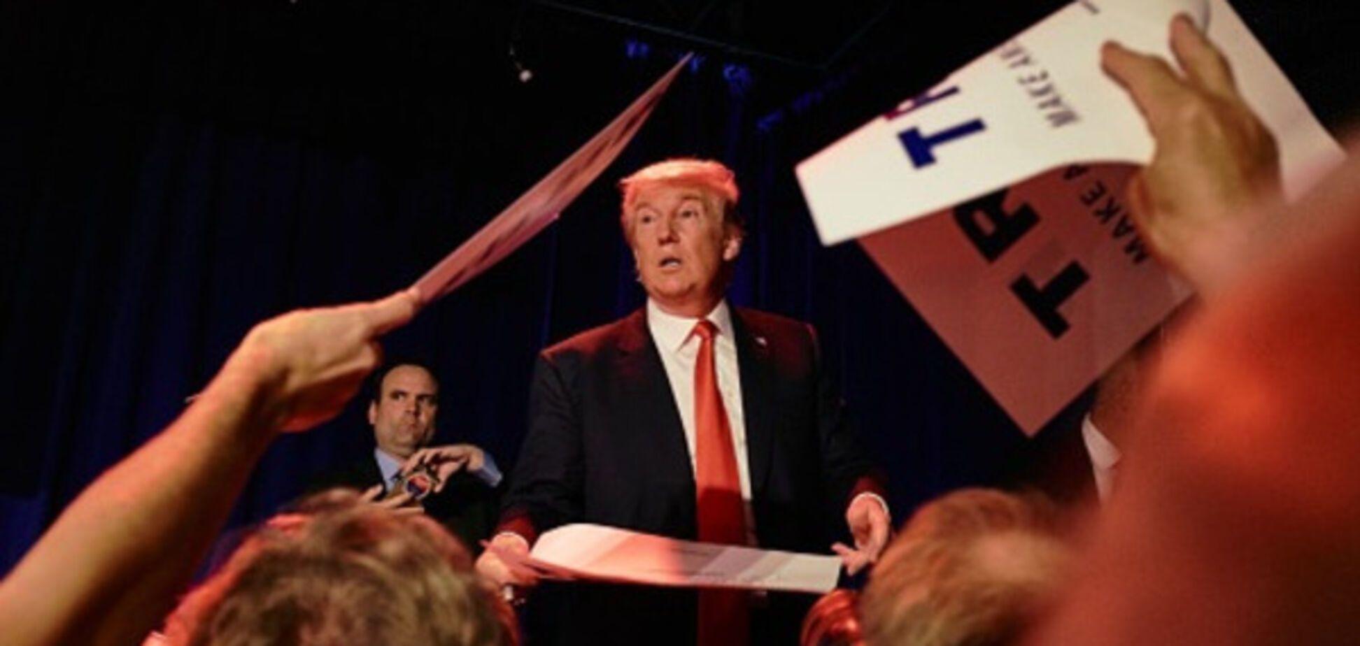 дональд трамп выборы сша