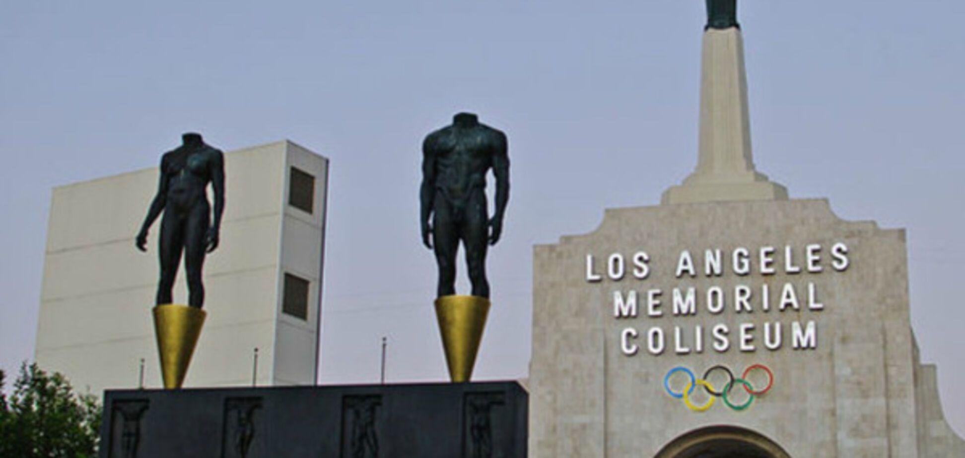 Лос-Анджелес Олимпиада
