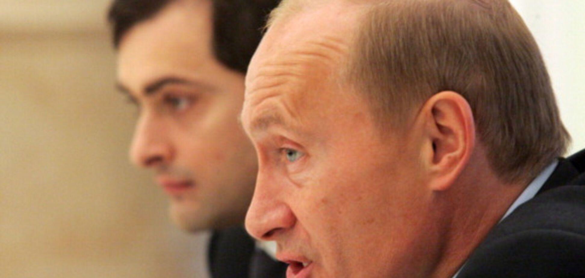 Сурков і Путін