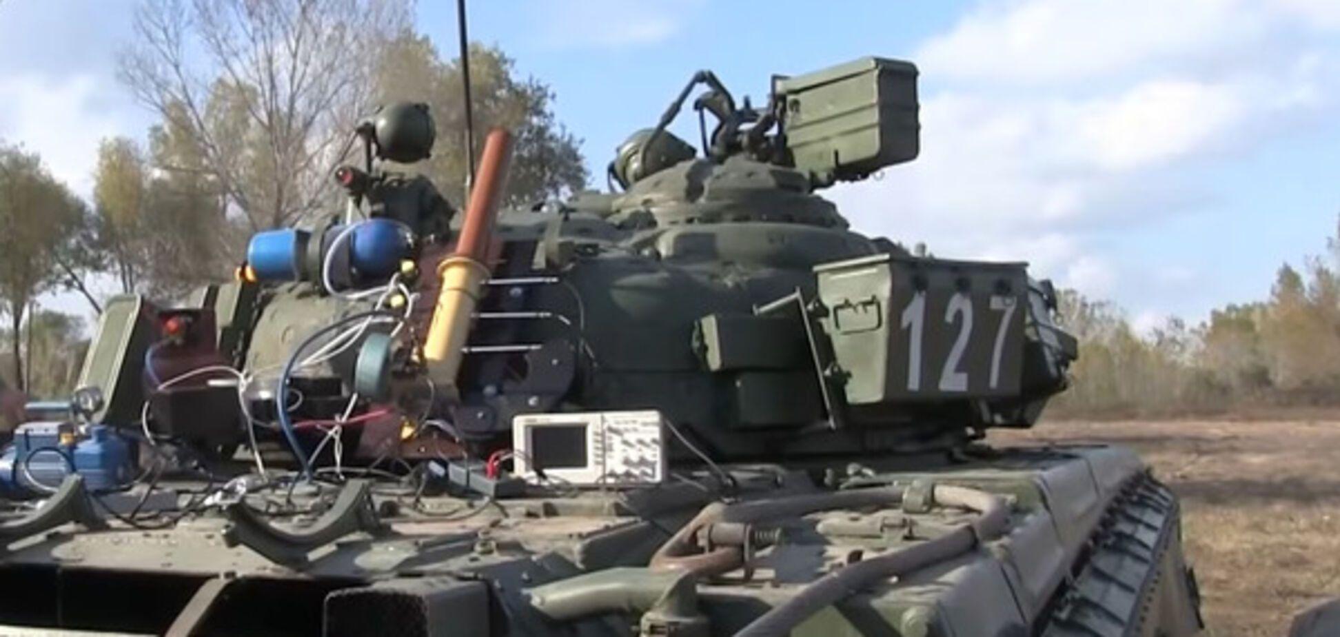 танковий міномет