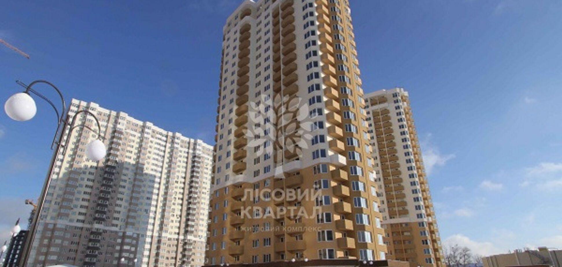 'Альянс Новобуд' завершил строительство еще одного дома в Броварах