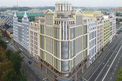 Первое в Украине 'зеленое' здание откроется в сентябре 2017 года