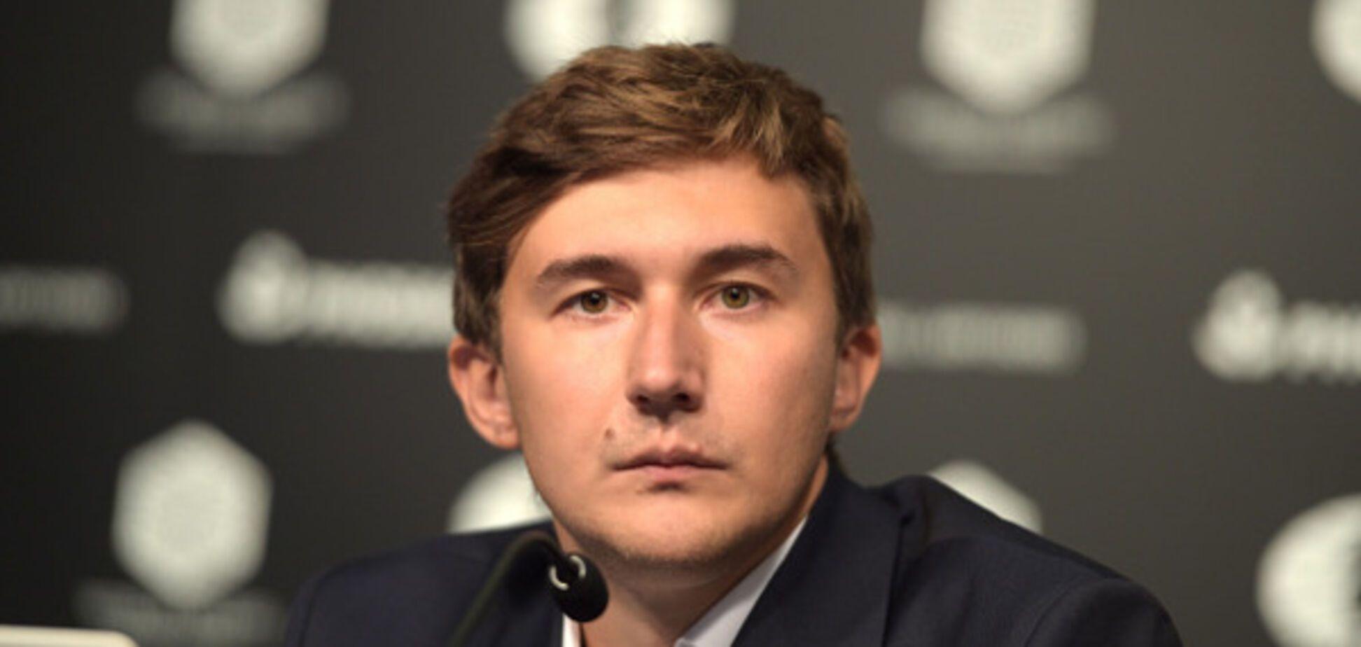 Карякін програв Карлсену
