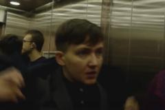 Савченко \'приперли до стінки\' питанням про ватажків \'ЛНР/ДНР\'