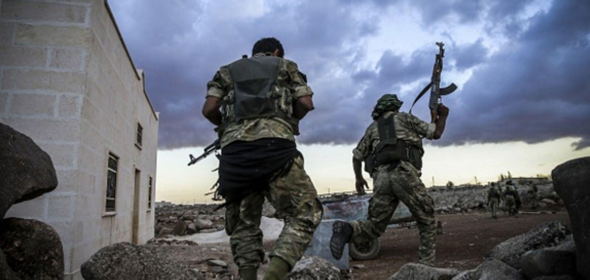 Війська Асада провели масову страту в \'звільненому\' Алеппо