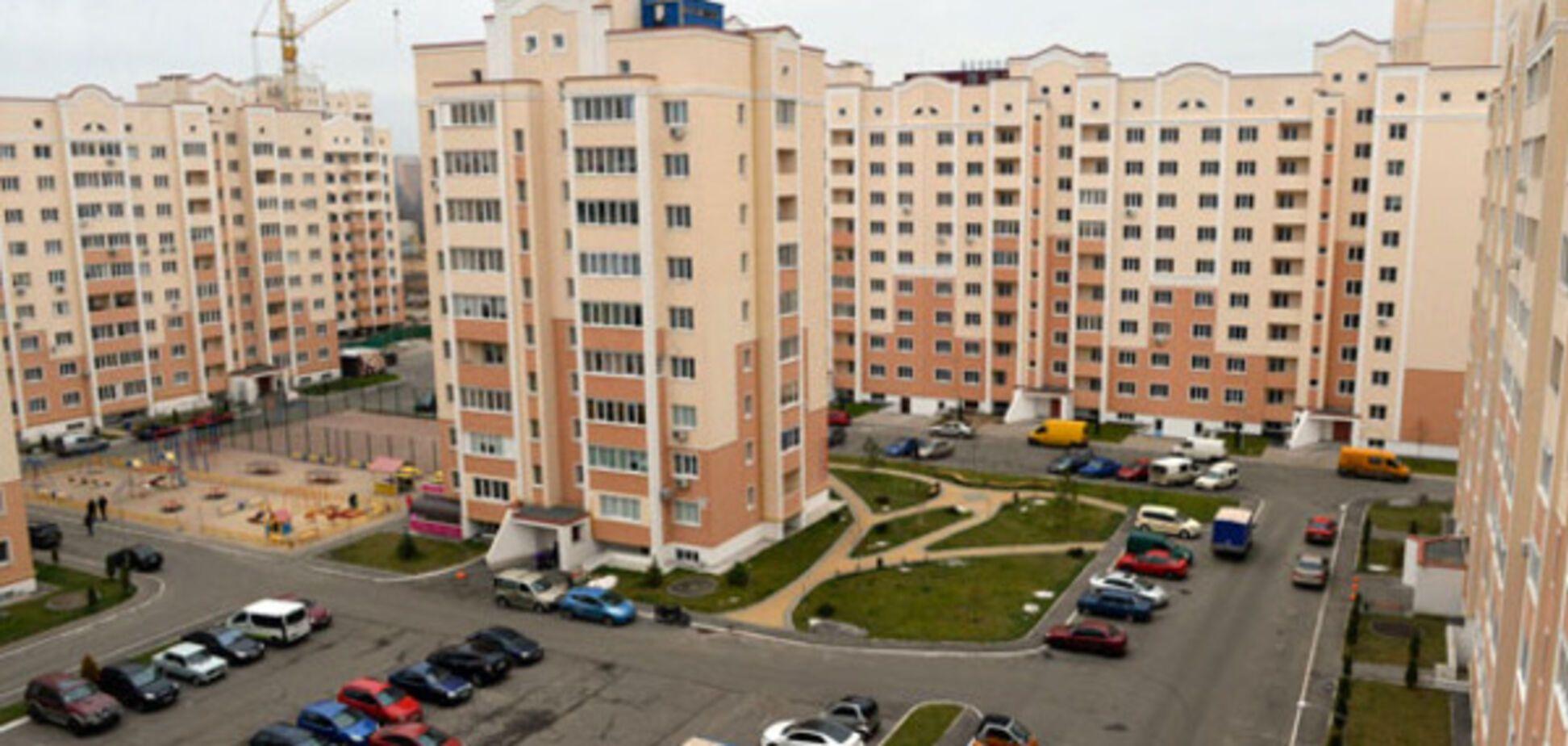 ЖК \'София Киевская\', где получили квартиры военные