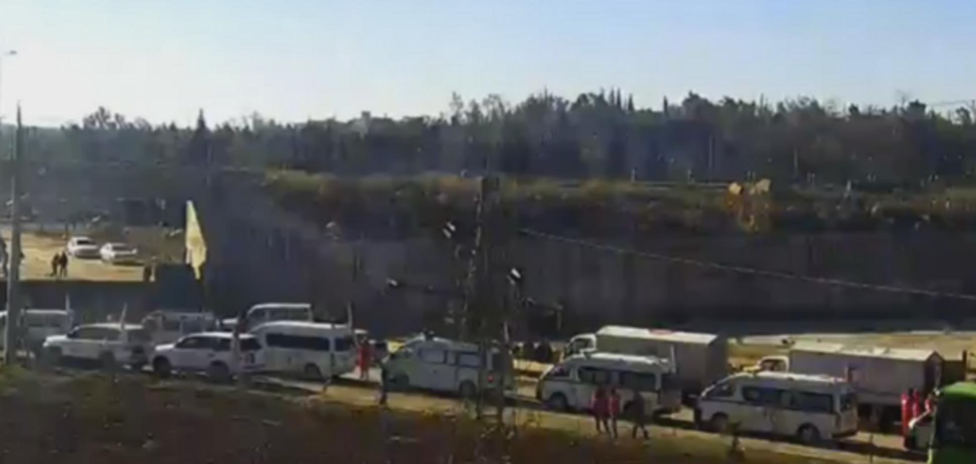 Алеппо почали залишати тисячі повстанців та їхні сім\u0027ї