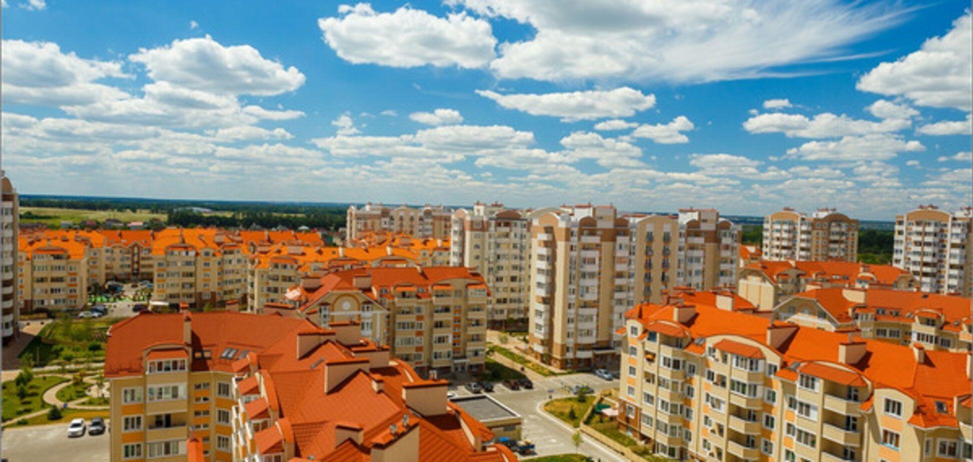 Назван наиболее масштабный жилой комплекс Украины